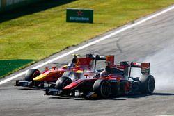 Gustav Malja, Racing Engineering and Nobuharu Matsushita, ART Grand Prix