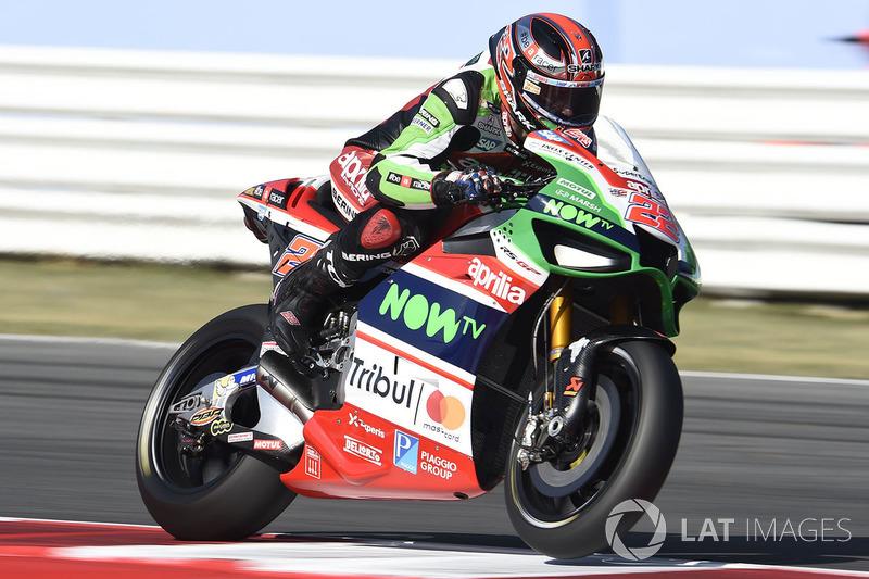 23. Sam Lowes, Aprilia Racing Team Gresini