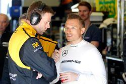 #47 Mercedes-AMG Team HTP Motorsport, Mercedes-AMG GT3: Christain Hohenadel