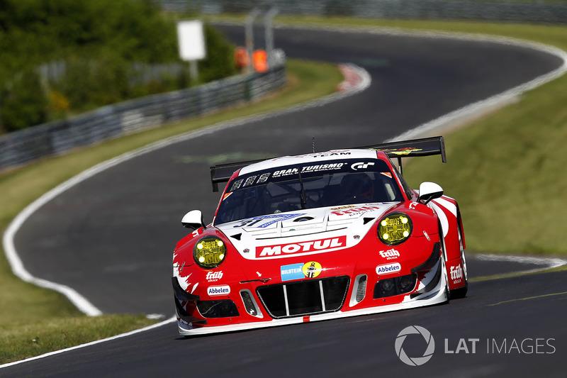 10. #31 Frikadelli Racing Team, Porsche 991 GT3-R