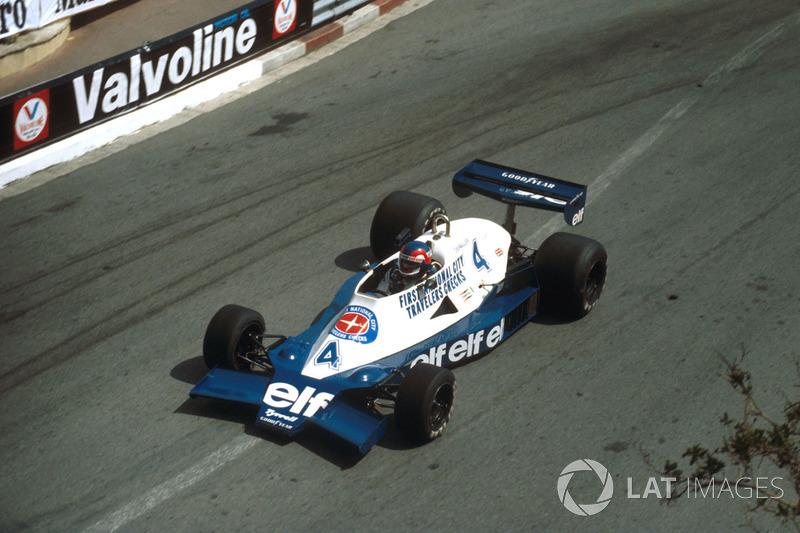 1978 Patrick Depailler, Tyrrell