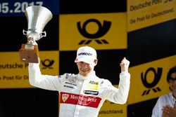 Podium: tercero, Robert Wickens, Mercedes-AMG Team HWA, Mercedes-AMG C63 DTM