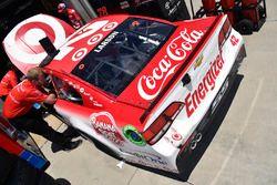 Kyle Larson, Chip Ganassi Racing Chevrolet Coke
