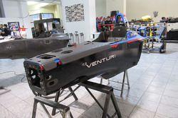 Workshop of the Venturi Team