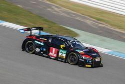 #3 Aust Motorsport, Audi R8 LMS: Kelvin van der Linde, Marcus Pommer
