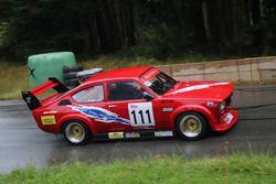 Roman Marty, Opel Kadett C, W.M. Racing Car, 2. Manche