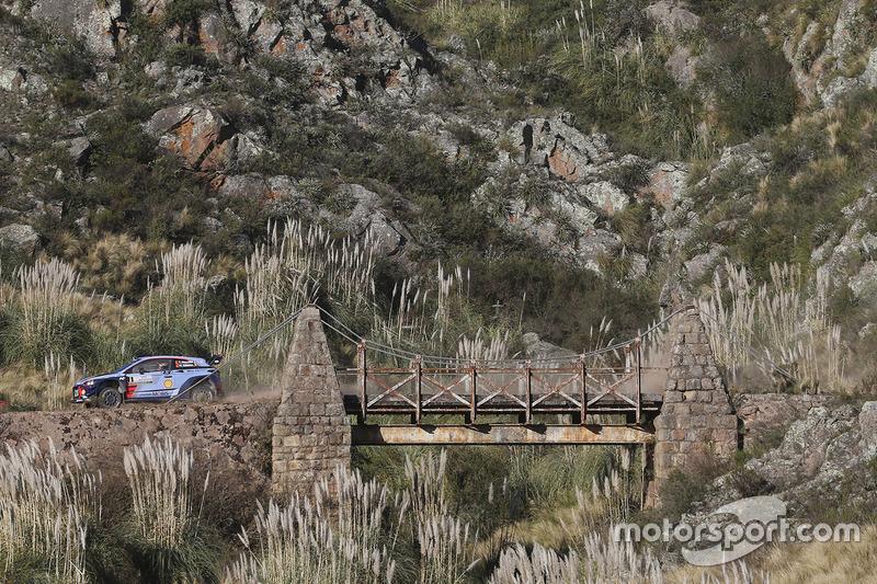Тьєррі Ньовілль та Ніколя Жільсуль, Hyundai i20 WRC, Hyundai Motorsport