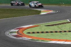 Tom Chilton, Sébastien Loeb Racing, Citroën C-Elysée WTCC, Rob Huff, All-Inkl Motorsport, Citroën C-Elysée WTCC