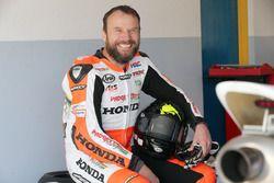 Bruce Anstey, Padgetts Honda