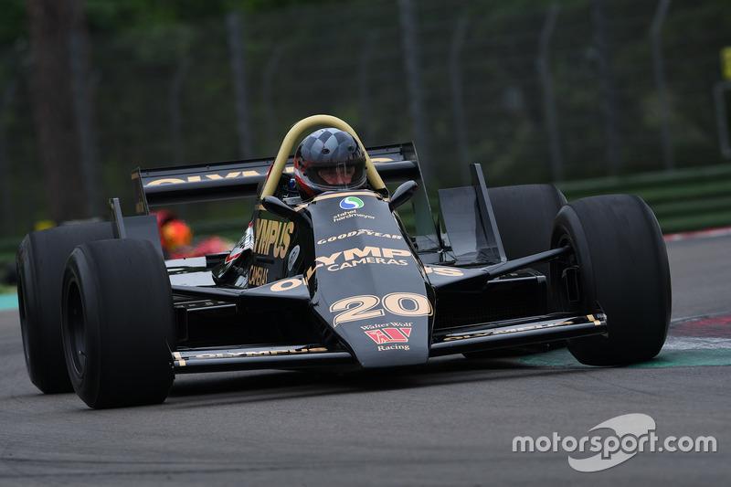 Wolf WR1 Walter Wolf Racing van James Hunt, Keke Rosberg en Rudi Raml