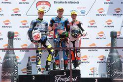Podium Moto3 Junior World Championship