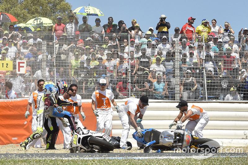 Джек Миллер, Marc VDS и Альваро Баутиста, Aspar Racing Team