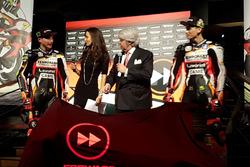 Luca Marini, Forward Racing, Lorenzo Baldassarri, Forward Racing, Giovanni Cuzari