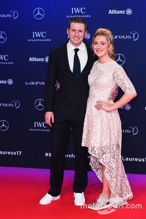 Bisikletçi Laura Kenny ve eşi Jason Kenny