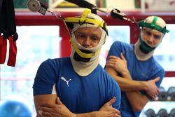 Esercizi speciali per la preparazione fisica di un pilota di Formula 1