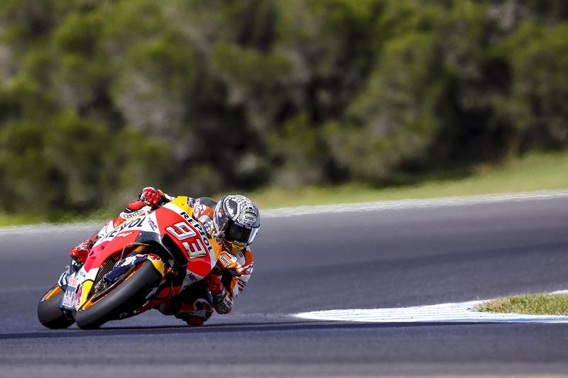 2º Marc Márquez (Honda) 1:28.843, a 0.294s