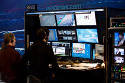 Television control room