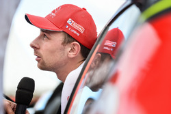 Стефан Лефевр, Citroën World Rally Team