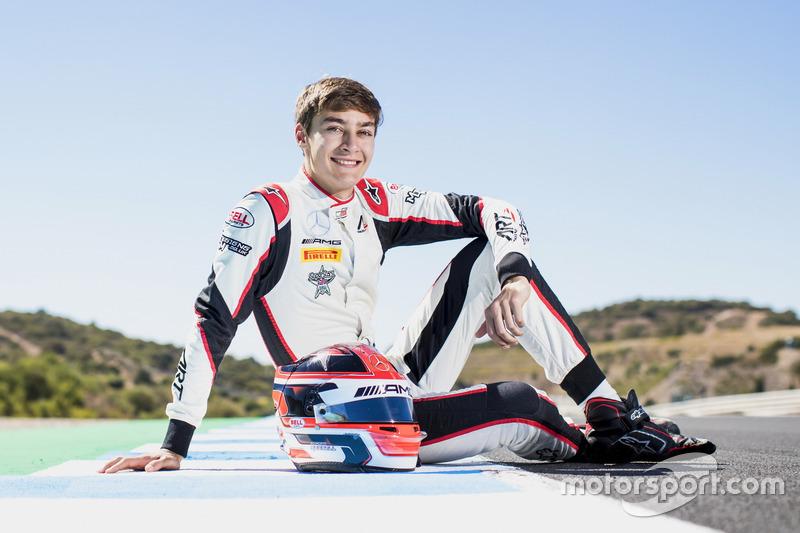 Campeón 2017 de la GP3: George Russell