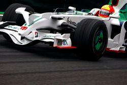 Рубенс Баррикелло, Honda RA108