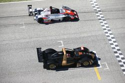 Michele Liguori, Progetto Corsa, Osella PA 21 Evo-CNA2 e Ivan Bellarosa, Avelon Formula, Wolf GB08 Tornado-CNT in griglia di partenza