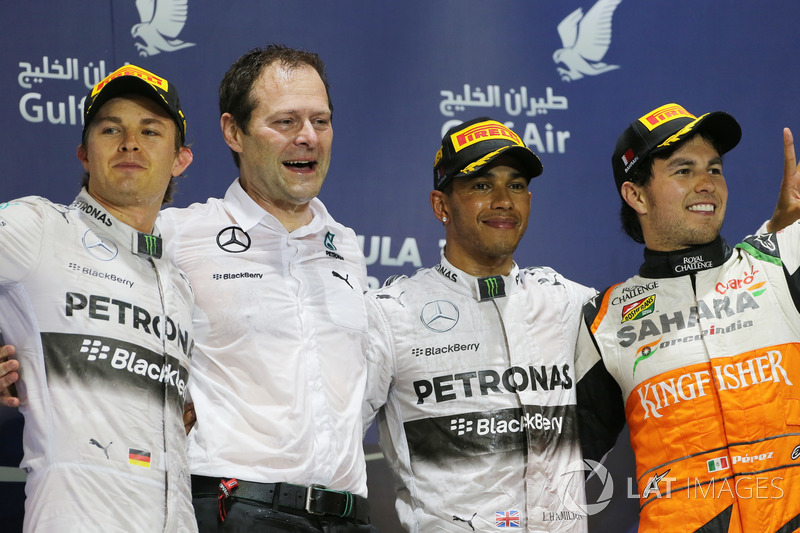 GP do Bahrein, 2014