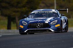 #88 Akka ASP, Mercedes-AMG GT3: Michael Meadows, Raffaele Marciello
