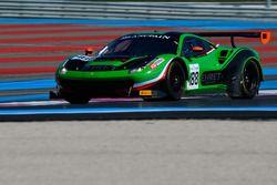 #188 Garage 59, McLaren 650 S GT3: Alex West, Chris Goodwin, Chris Harris