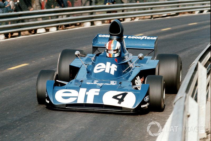 François Cévert, Tyrrell 006