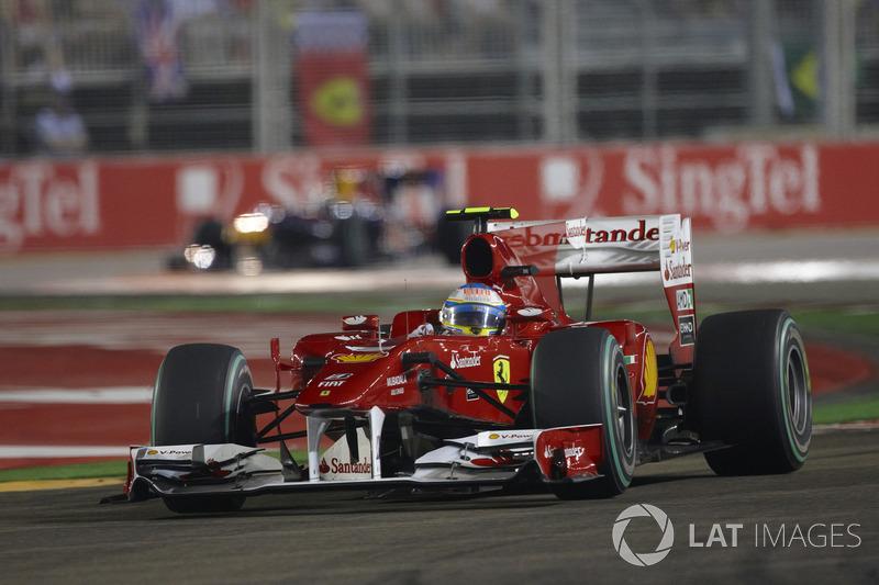 GP de Singapur 2010