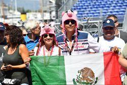 Fanáticos mexicanos