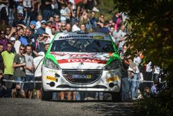 Luca Bottarelli, Manuel Fenoli, Peugeot 208 R2, New Turbo Mark