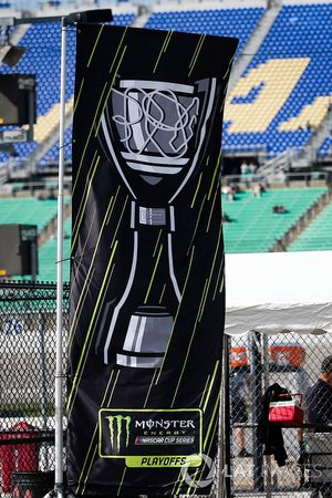 Flagge: Monster Energy NASCAR Cup Series Playoffs