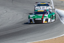 #29 Land-Motorsport Audi R8: Connor de Phillippi, Christopher Mies, Christopher Haase