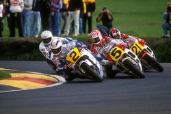Wayne Gardner, Honda, en tête