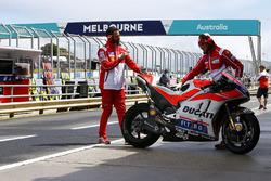 Andrea Dovizioso, Ducati Team motor