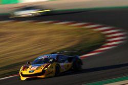 #66 JMW Motorsport, Ferrari F458 Italia: Robert Smith, Jody Fannin, James Dayson