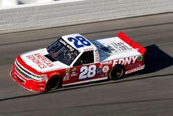Bryan Dauzat, FDNY Racing Chevrolet Silverado