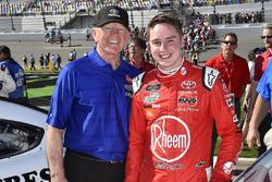 Christopher Bell, Joe Gibbs Racing, Rheem Toyota Camry e degli ospiti