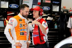 Пол Менард, Wood Brothers Racing, Omnicraft Auto Parts \ Quick Lane Tire & Auto Center Ford Fusion