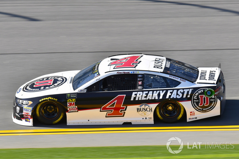 Harvick Ford Jimmy John S Car