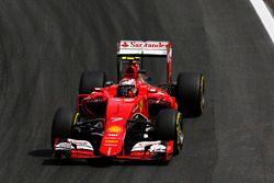 Kimi Raikkonen, Ferrari SF-15T