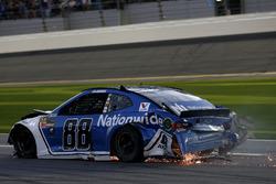 Alex Bowman, Hendrick Motorsports Chevrolet Camaro kaza sonrası
