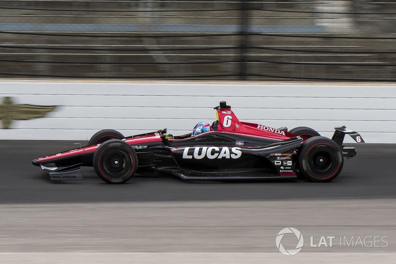 9. Robert Wickens, Schmidt Peterson Motorsports, Honda