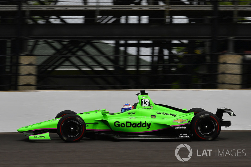 DNF: Danica Patrick, Ed Carpenter Racing, Chevrolet