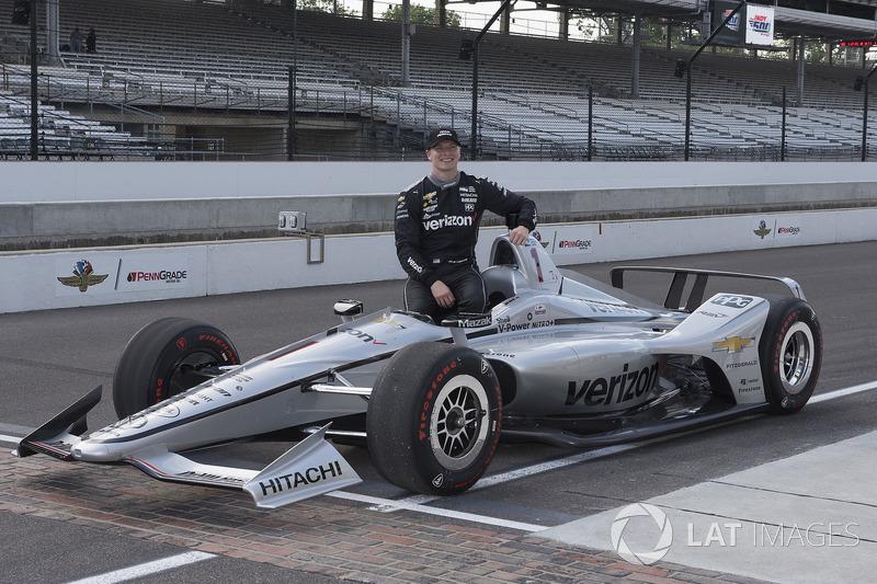 4. Josef Newgarden, Team Penske, Chevrolet