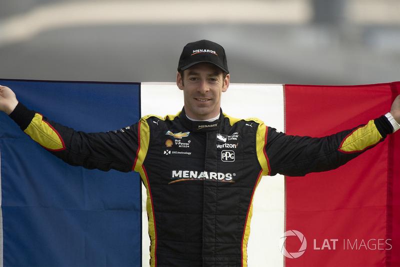 №22: Симон Пажено, Team Penske Chevrolet