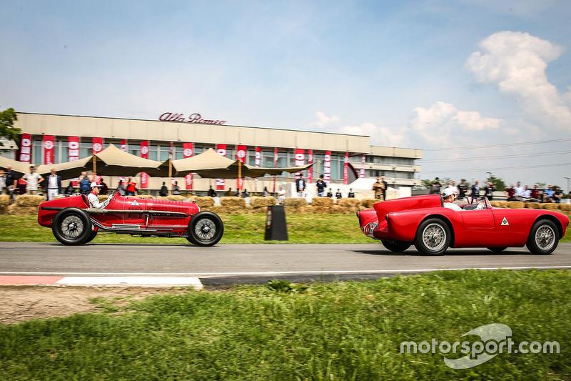 Гонщики Alfa Romeo Sauber Маркус Эрикссон и Шарль Леклер