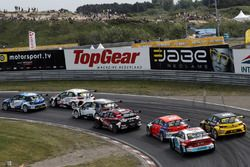 Stian Paulsen, Stian Paulsen Racing Cupra TCR, Jaap van Lagen, Leopard Lukoil Team Audi RS3 LMS TCR, Mikel Azcona, PCR Sport Cupra TCR, Attila Tassi, Hell Energy Racing with KCMG Honda Civic Type R TCR