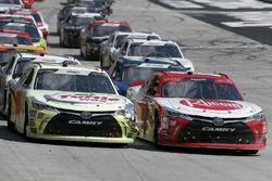 Ryan Preece, Joe Gibbs Racing, Toyota Camry Rheem Brandon Jones, Joe Gibbs Racing, Toyota Camry Toyota Menards/Turtle Wax